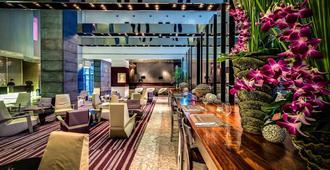 特拉维夫埃拉特皇家海滩酒店 - 特拉维夫 - 餐馆