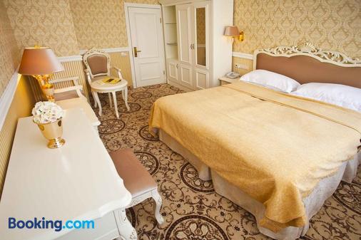 皇家奥林匹克酒店 - 基辅 - 睡房