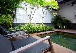 暹粒柏悦酒店 - 暹粒 - 游泳池