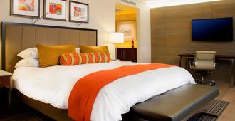 市场旅馆 - 西雅图 - 睡房