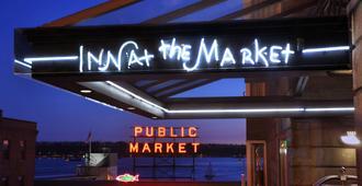 市场旅馆 - 西雅图 - 户外景观