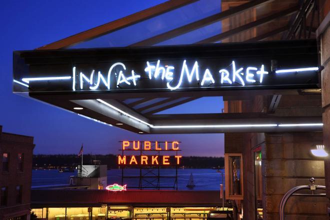 市场旅馆 - 西雅图 - 建筑