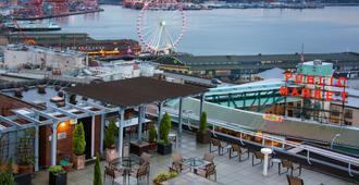 市场旅馆 - 西雅图 - 露天屋顶