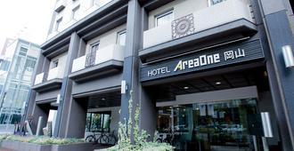 冈山一区酒店 - 冈山市 - 建筑