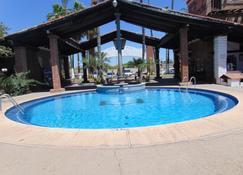 牧场酒店 - 纳沃华 - 游泳池