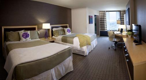 拉斯维加斯广场赌场酒店 - 拉斯维加斯 - 睡房