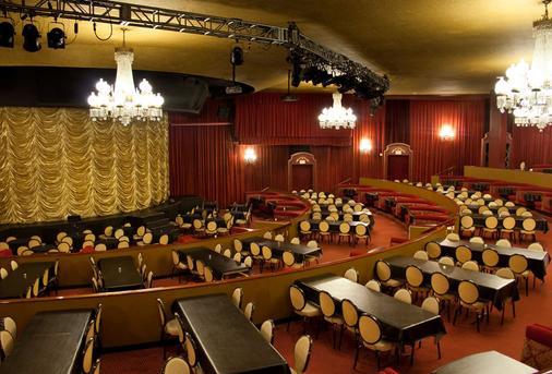 拉斯维加斯广场赌场酒店 - 拉斯维加斯 - 宴会厅