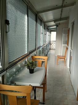 布拉干萨波尔图酒店 - 波尔图 - 阳台