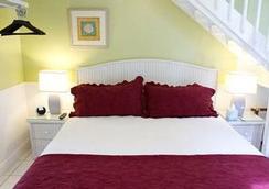 Key West Hospitality Inns - 基韦斯特 - 睡房