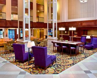 斯坦福万豪水疗酒店 - 斯坦福德 - 餐馆