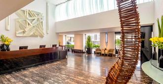 佩加蒙 SP 弗莱卡尼卡 - 雅高酒店 - 圣保罗 - 大厅