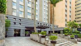 弗雷卡内卡佩加蒙酒店-雅高酒店旗下 - 圣保罗 - 建筑