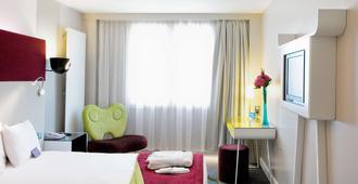 巴黎阿斯特丽兹比利特美居酒店 - 巴黎 - 睡房