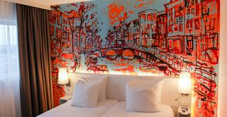 韦斯特考得酒店 - 阿姆斯特丹 - 睡房