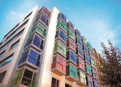 毕尔巴鄂霍斯波利亚酒店 - 毕尔巴鄂 - 建筑