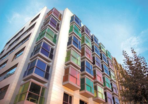 赫斯珀里亚毕尔巴鄂酒店 - 毕尔巴鄂 - 建筑