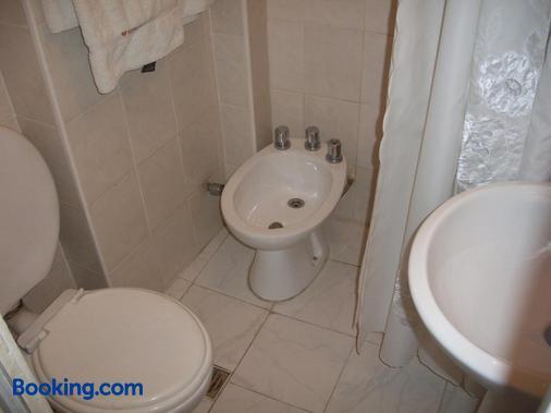 国王酒店 - 布宜诺斯艾利斯 - 浴室