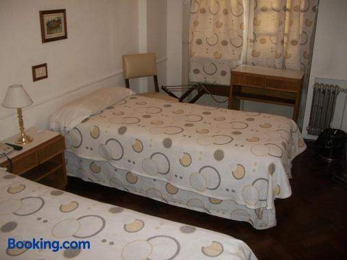 国王酒店 - 布宜诺斯艾利斯 - 睡房