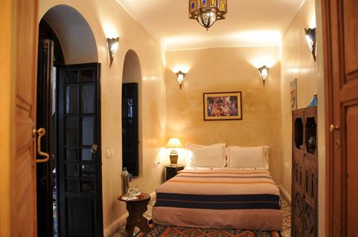 利亚德阿德里亚纳酒店 - 马拉喀什 - 睡房