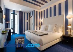 瓦莱里娅室友酒店 - 马拉加 - 睡房