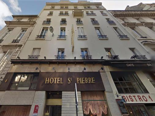 巴黎圣皮埃尔酒店 - 巴黎 - 建筑