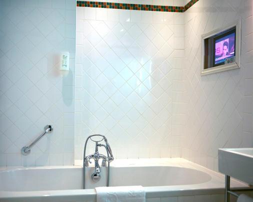 巴黎圣皮埃尔酒店 - 巴黎 - 浴室
