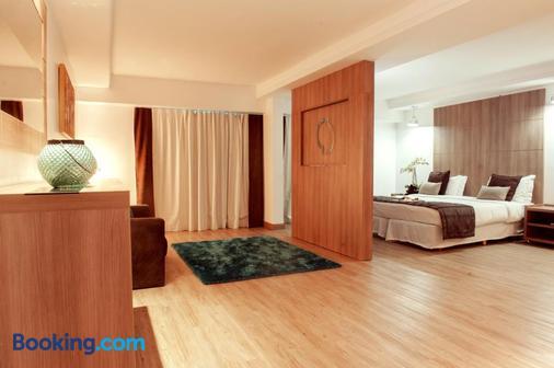 伊万托斯普拉纳尔托比塔尔酒店 - 巴西利亚 - 睡房