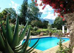 马鲁拉小屋旅馆 - 斯韦伦丹 - 游泳池