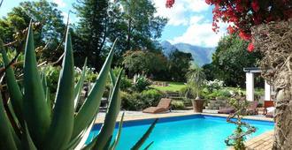 玛露拉旅馆 - 斯韦伦丹 - 游泳池