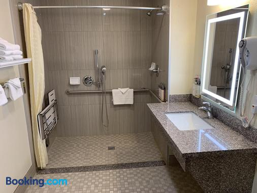 埃尔卡斯特尔汽车旅馆 - 蒙特雷 - 浴室