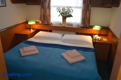 波特尔海军上将酒店 - 布拉格 - 睡房