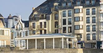 大洋洲艾斯卡勒圣马洛酒店 - 圣马洛 - 建筑