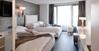 莫洛桑尼五十一号酒店 - 仅提供客房 - 达沃斯 - 睡房