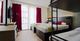 都柏林发电机酒店 - 都柏林 - 睡房