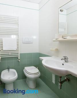 比萨卡萨贝塔尼亚酒店 - 比萨 - 浴室