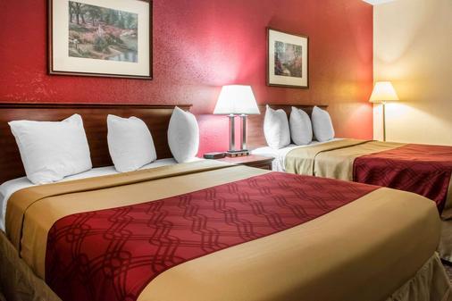 卡莱尔经济住宿酒店 - 卡莱尔 - 睡房