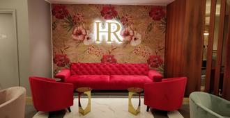 罗马酒店 - 的里雅斯特 - 休息厅