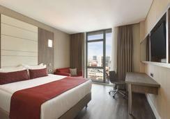 伊斯坦布尔拜拉姆贝沙华美达安可酒店 - 伊斯坦布尔 - 睡房