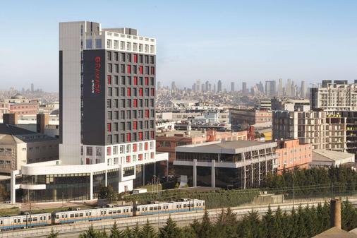 伊斯坦布尔拜拉姆贝沙华美达安可酒店 - 伊斯坦布尔 - 建筑