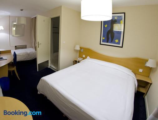 诺德酒店 - 安纳西 - 睡房