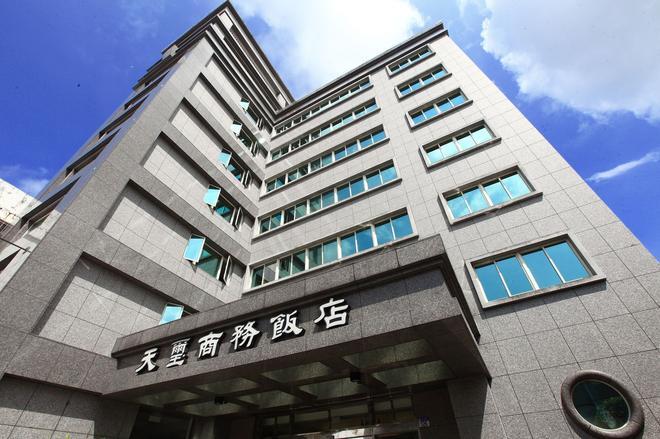 天玺商务饭店 - 花莲市 - 建筑