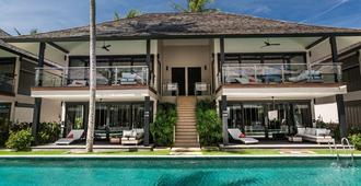 尼基海滩度假酒店 - 苏梅岛 - 建筑