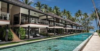 尼基海滩度假酒店 - 苏梅岛 - 游泳池