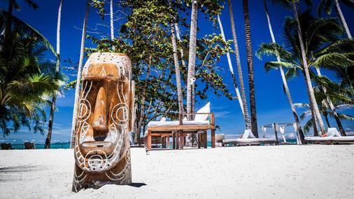 尼基海滩度假酒店 - 苏梅岛 - 海滩