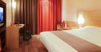 布拉加宜必思酒店 - 布拉加 - 睡房