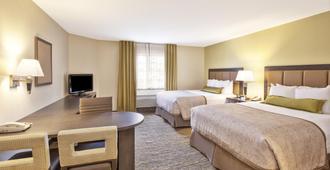 印第安纳波利斯机场烛木套房酒店 - 印第安纳波利斯 - 睡房