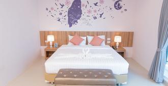 曼谷卧室叻抛101巷酒店 - 曼谷 - 睡房