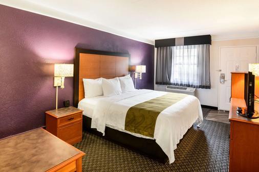 拉魁恩塔查尔斯特昂北酒店 - 北查尔斯顿 - 睡房