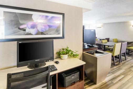 拉魁恩塔查尔斯特昂北酒店 - 北查尔斯顿 - 商务中心