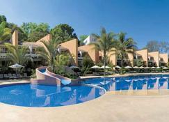 兰乔圣迭戈格兰Spa度假酒店 - 伊斯塔潘-德拉萨尔 - 游泳池